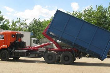 Бункеровоз КАМАЗ 20 тонн