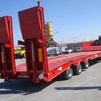 Низкорамная 40 тонн