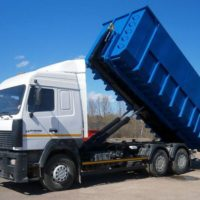 Бункеровоз КАМАЗ 32 тонн