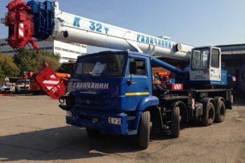 Галичанин 32 тонн