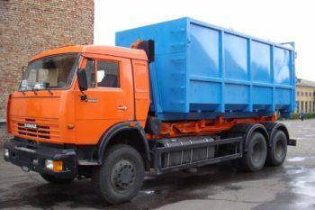 Бункеровоз КАМАЗ 16 тонн