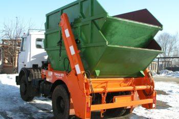 МАЗ МКС-3501 9 тонн